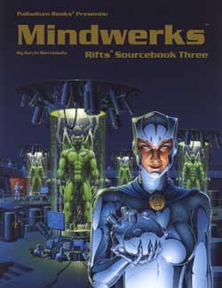 Scholar's Review #10: RIFTS Sourcebook 3: Mindwerks