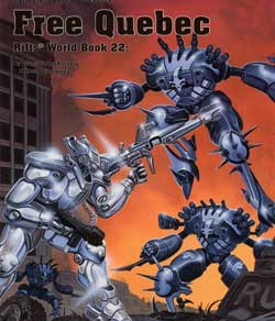 Scholar's Review #27: Rifts World Book 22: Free Quebec