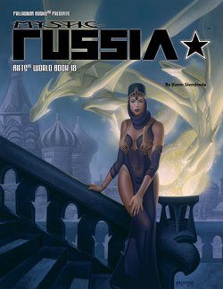 Scholar's Review #23: Rifts World Book 18: Mystic Russia