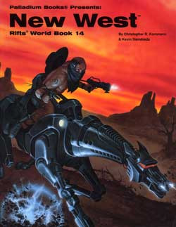 Scholar's Review #19: Rifts World Book 14: New West