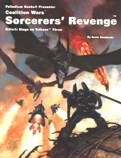 Scholar's Review #37: RIFTS Siege on Tolkeen – Chapter 3 (Sorceror's Revenge)