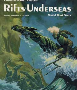 Scholar's Review #12: Rifts World Book 7: Underseas