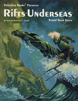 Scholar's Review #12: Rifts World Book 7: Underseas