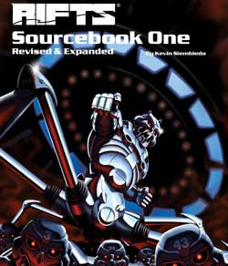 Scholar's Review #2 - RIFTS Sourcebook 1
