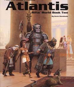 Scholar's Review #5: RIFTS World Book 2: Atlantis