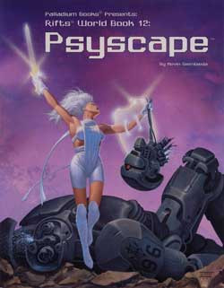 Scholar's Review #17: Rifts World Book 12: Psyscape