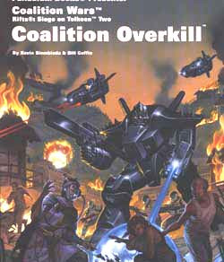Scholar's Review #36: RIFTS Siege on Tolkeen – Chapter 2 (Coalition Overkill)