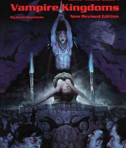 Scholar's Review #4 - RIFTS World Book 1: Vampire Kingdoms