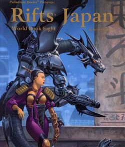 Scholar's Review 14: Rifts World Book 8: Japan