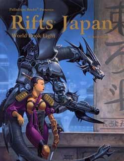 Scholar's Review 14: Rifts World Book 8: Japan