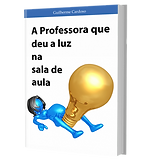 Capa 3D livro A Professora que deu a luz