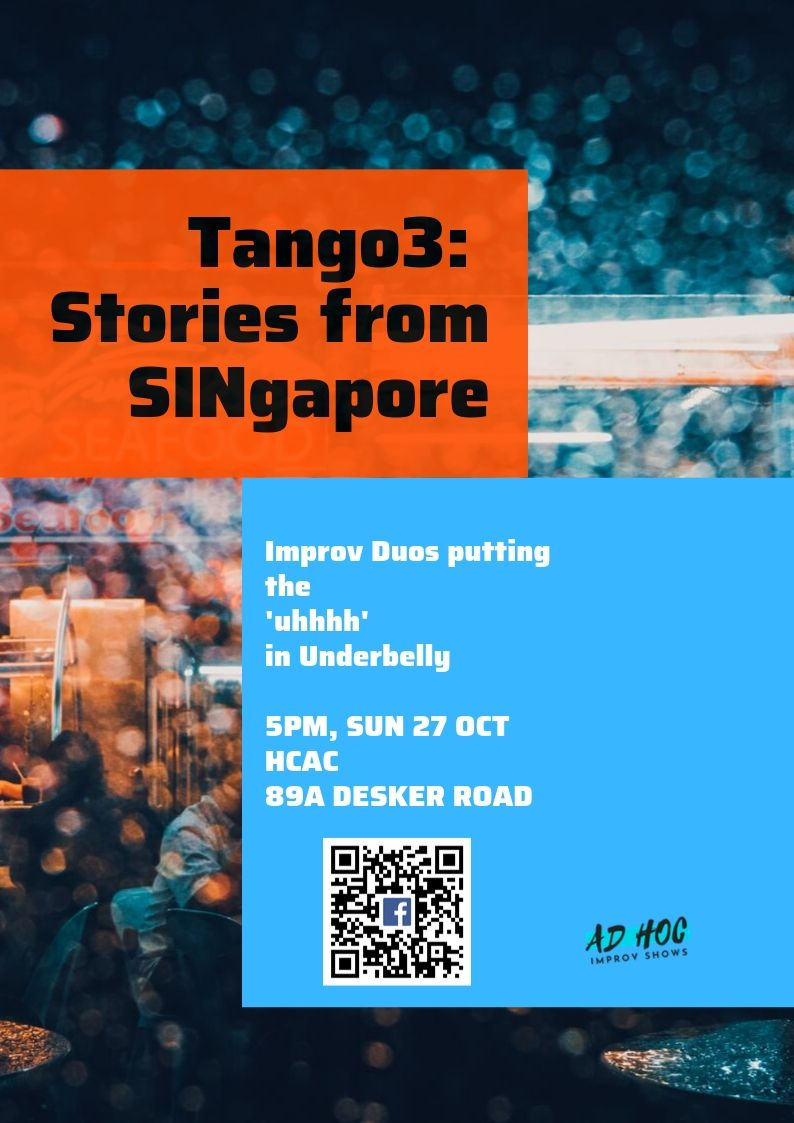Tango 3: Stories from SINgapore