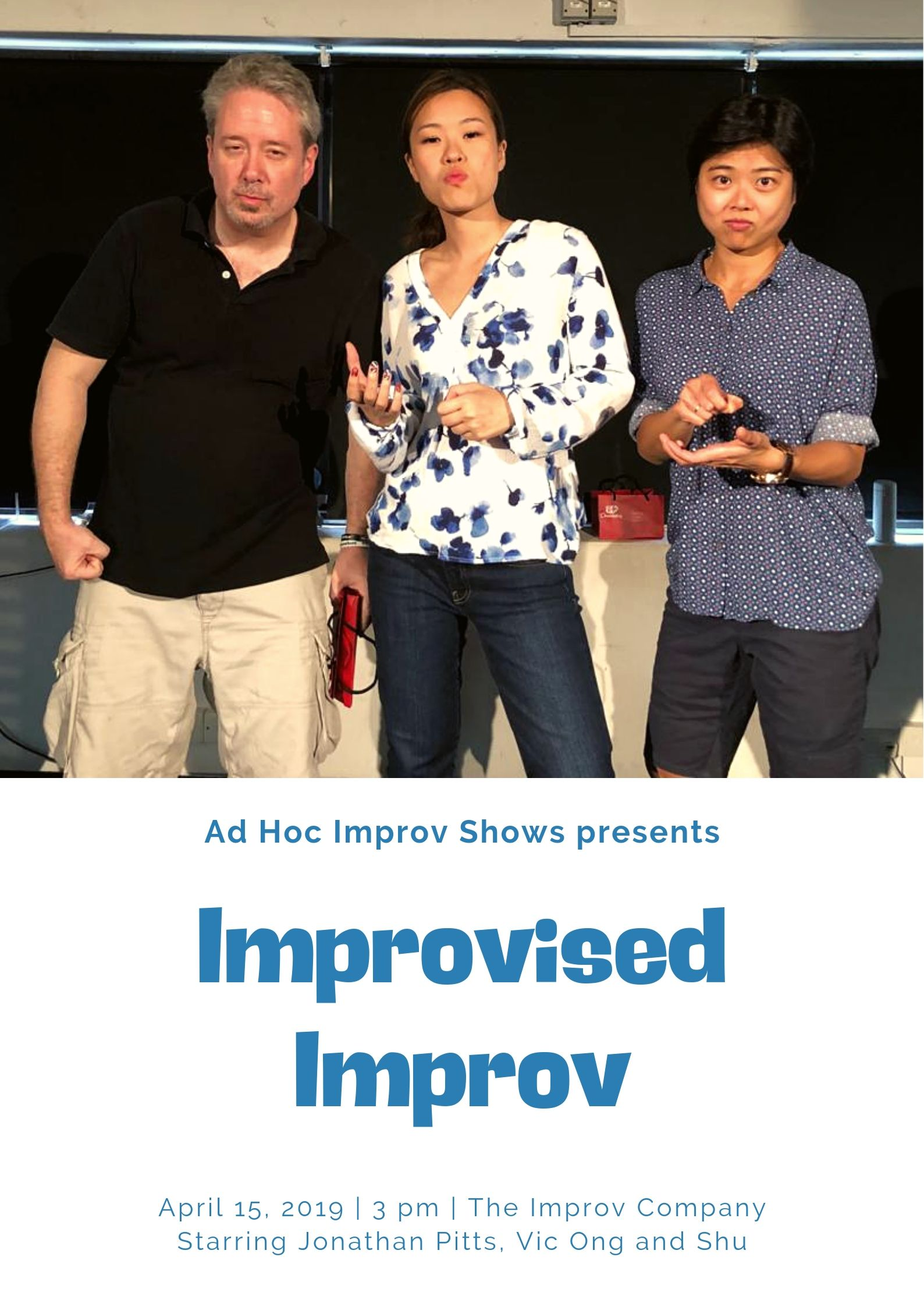 Improvised Improv