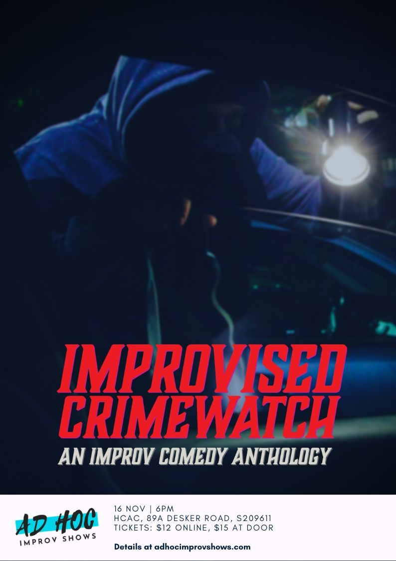 Improvised Crimewatch