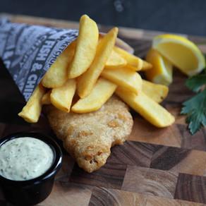 British Fish and Chips Recipe