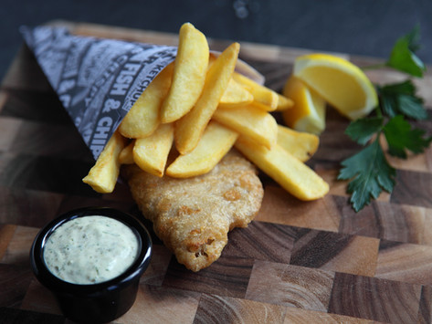 Origin of Fish and Chips