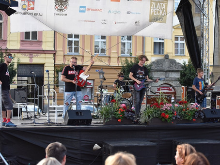 Festivalové pódium – 5. den