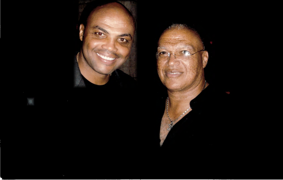 Photo - AB Whitfield and Charles Barkley