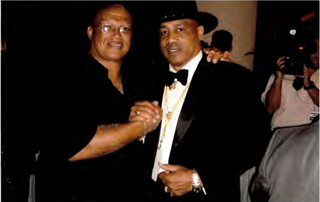 Photo - AB Whitfield and Larry Holmes.pn