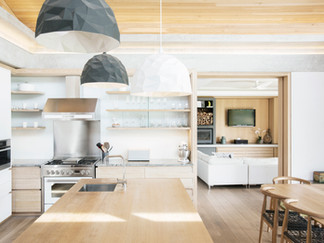 Rénovation - cuisine - rive-sud