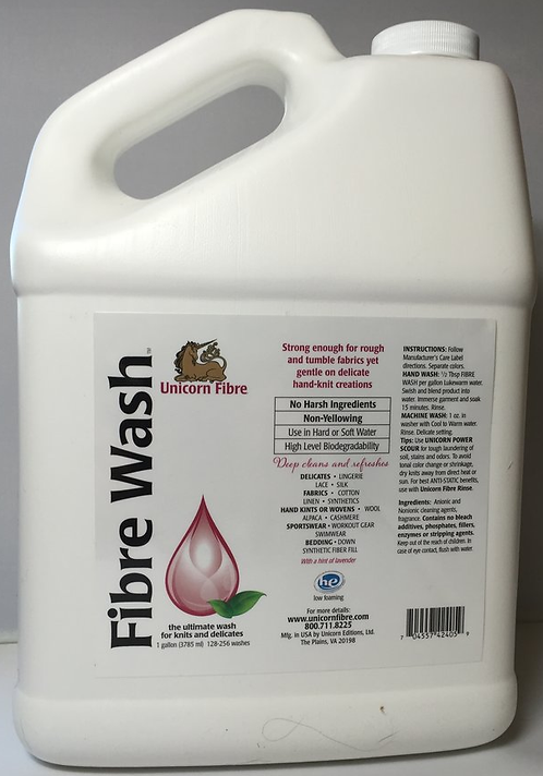 Fibre Wash 3785ml - 1 Gallon
