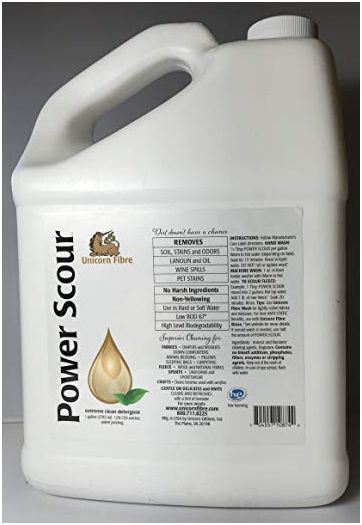 Power Scour 3785ml - 1 Gallon