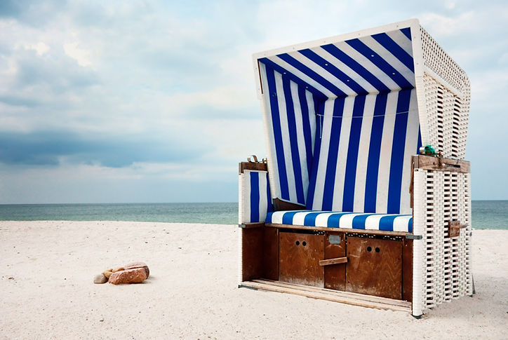 Sylt Chair, Germany©David Arnoldi