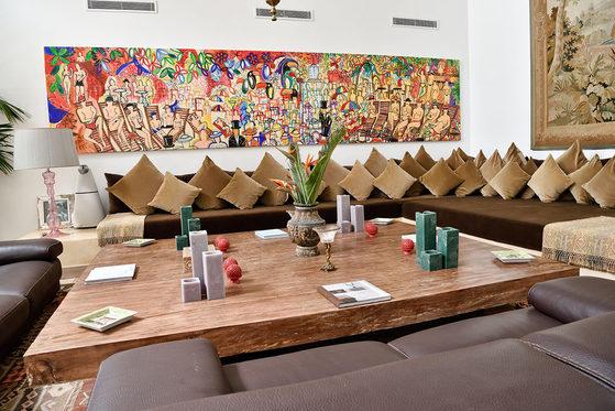 Dalmau Private Exhibition at Ibiza