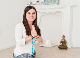 You are thinking about teaching yoga?