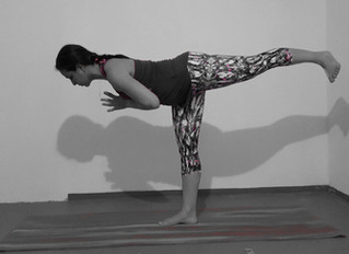 Mudra March, Asana April and Mantra May