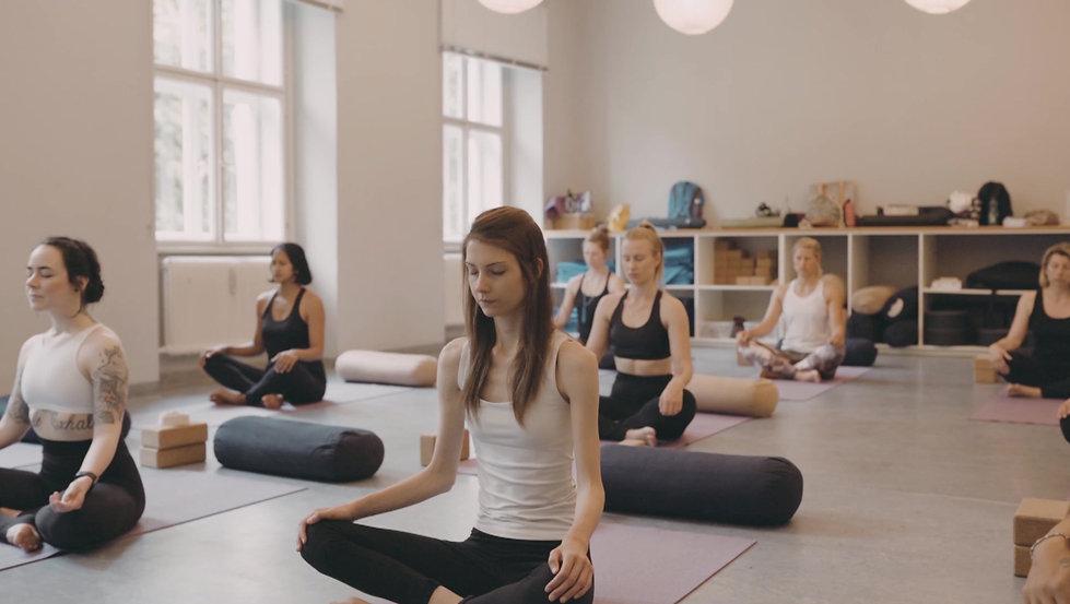 Yoga Teacher Training in Salzburg