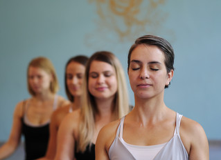 Yoga in Salzburg