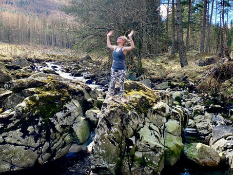 Qigong with Fiona - Sunday 4th July 2pm - 3pm