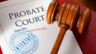 Real estate probate trust lawyer