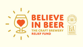 Brewers Association Partners with Bottleshare to Create 'Believe in Beer' Relief Fund