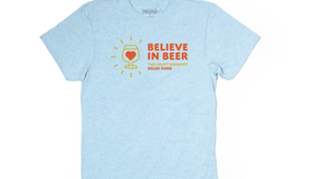 Leashless Lab and Recover Brands Join Forces to Raise Money for Believe in Beer Fund