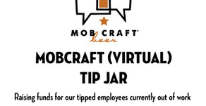 Help Support MobCraft Beer with their Virtual Tip Jar