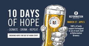 """Reformation Launches """"10 Days of Hope"""" Campaign to Support Employees"""