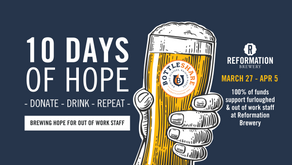 "Reformation Launches ""10 Days of Hope"" Campaign to Support Employees"