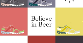 2019 US Mountain Ultra Trail runner Evan Williams takes on a 100km trek for 'Believe in Beer' Fund
