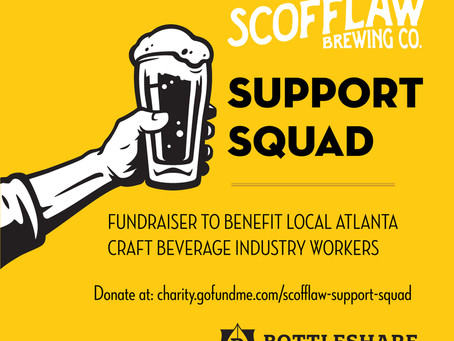 Scofflaw Support Squad to Benefit Atlanta Craft Beer Workers
