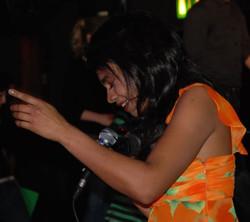 Angelah goes Samba