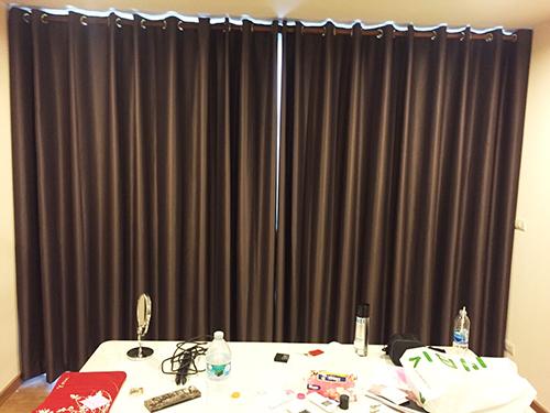 Roomdesign10 : ติดตั้งผ้าม่าน ม่านโปร่ง ม่านม้วน