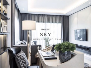 SKY MOCK-UP HOUSE DON MUEANG
