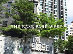 THE BASE PARK WEST CONDO SUKHUMVIT 77