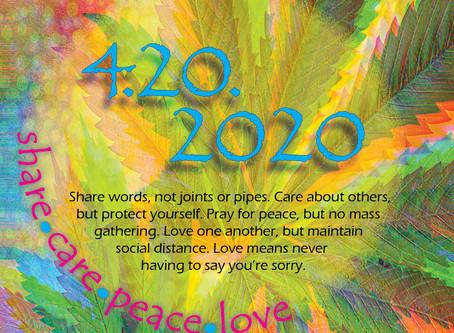 Share. Care. Peace. Love.