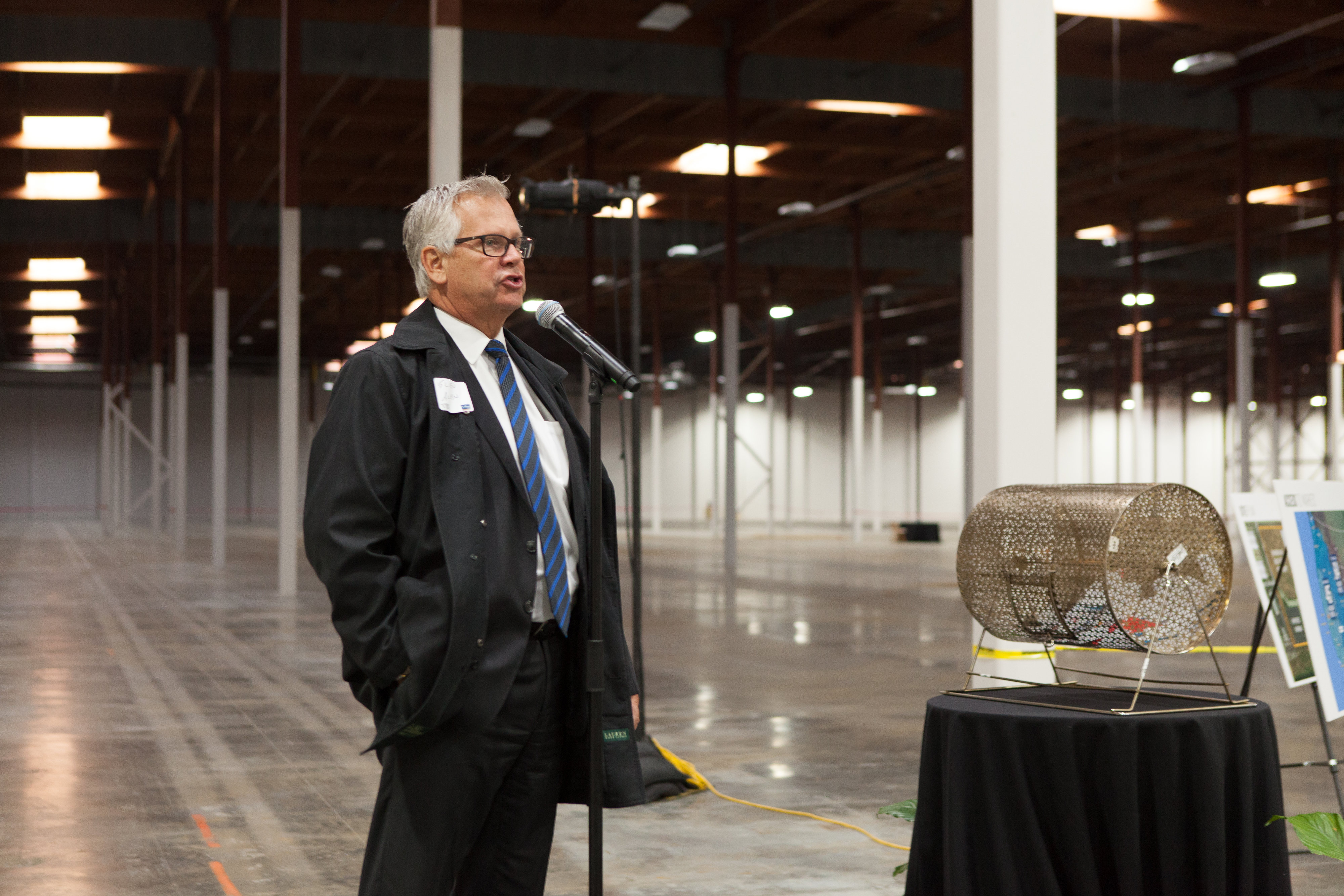 NorCal Logistics _ West Sacramento Open House