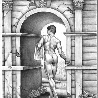 The last bath of Narcisus
