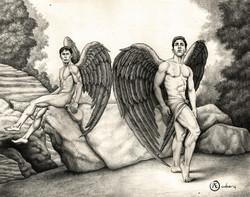 Gabriel e Lucifer