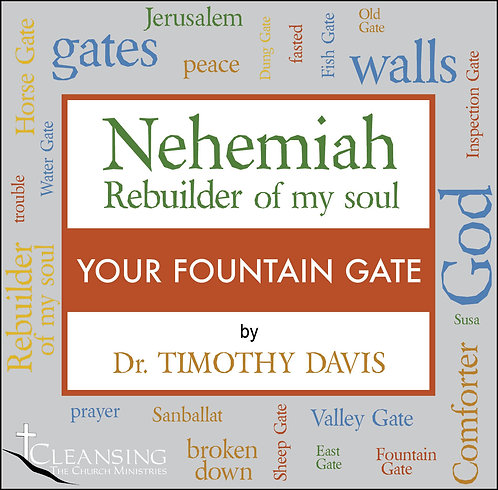 Nehemiah: Rebuilder of My Soul Part 6 - Your Fountain Gate mp3